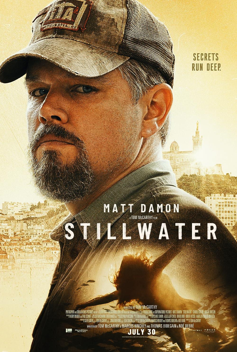 Stillwater 2021 English 480p AMZN HDRip ESub 443MB Download