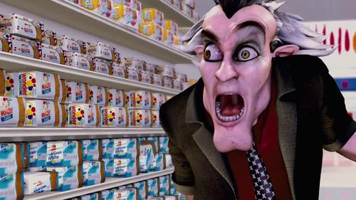 Christopher Lloyd in Foodfight! (2011)