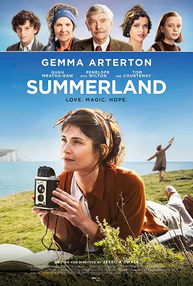 Summerland | 2020 | English | 1080p | 720p | WEB-DL