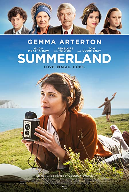 [PG] Summerland (2020) English WEB-DL - 480P | 720P - x264 - 200MB | 800MB - Download & Watch Online  Movie Poster - mlsbd