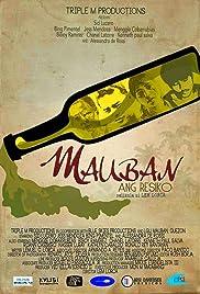 Mauban: Ang resiko Poster