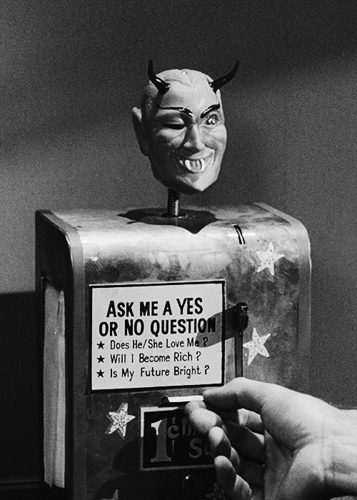 "The Twilight Zone"" Nick of Time (TV Episode 1960) - IMDb"