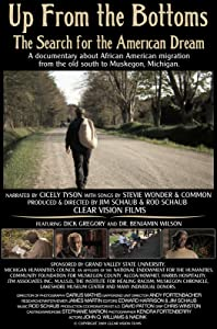 MP4 movie torrents downloads Up from the Bottoms: The Search for the American Dream [Quad]