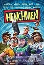 Jane Krakowski, James Marsden, Rosario Dawson, Brian Drummond, Craig Robinson, and Thomas Middleditch in Henchmen (2018)