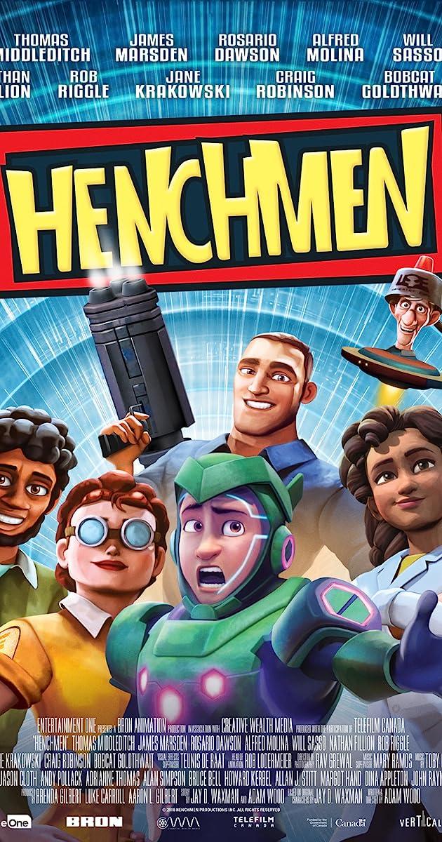Subtitle of Henchmen