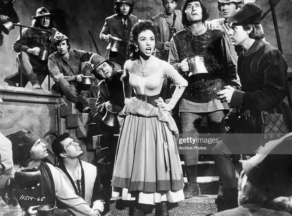 Rita Moreno in The Vagabond King (1956)