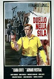 Duello nella sila Poster