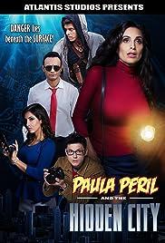 Paula Peril: The Hidden City Poster