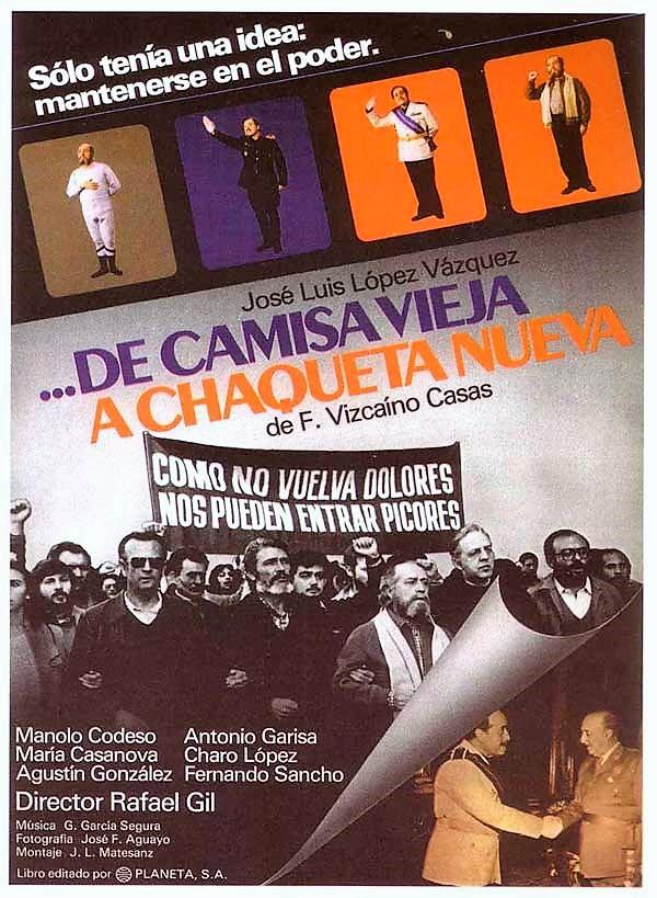De camisa vieja a chaqueta nueva ((1982))