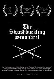 The Swashbuckling Scoundrel Poster