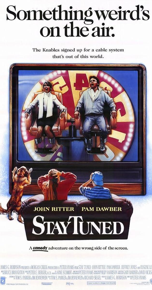 Stay Tuned (1992) - Release Info - IMDb