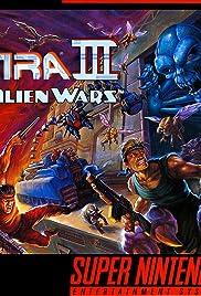 Contra III: The Alien Wars Poster