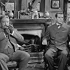 Laird Cregar and James Ellison in Charley's Aunt (1941)
