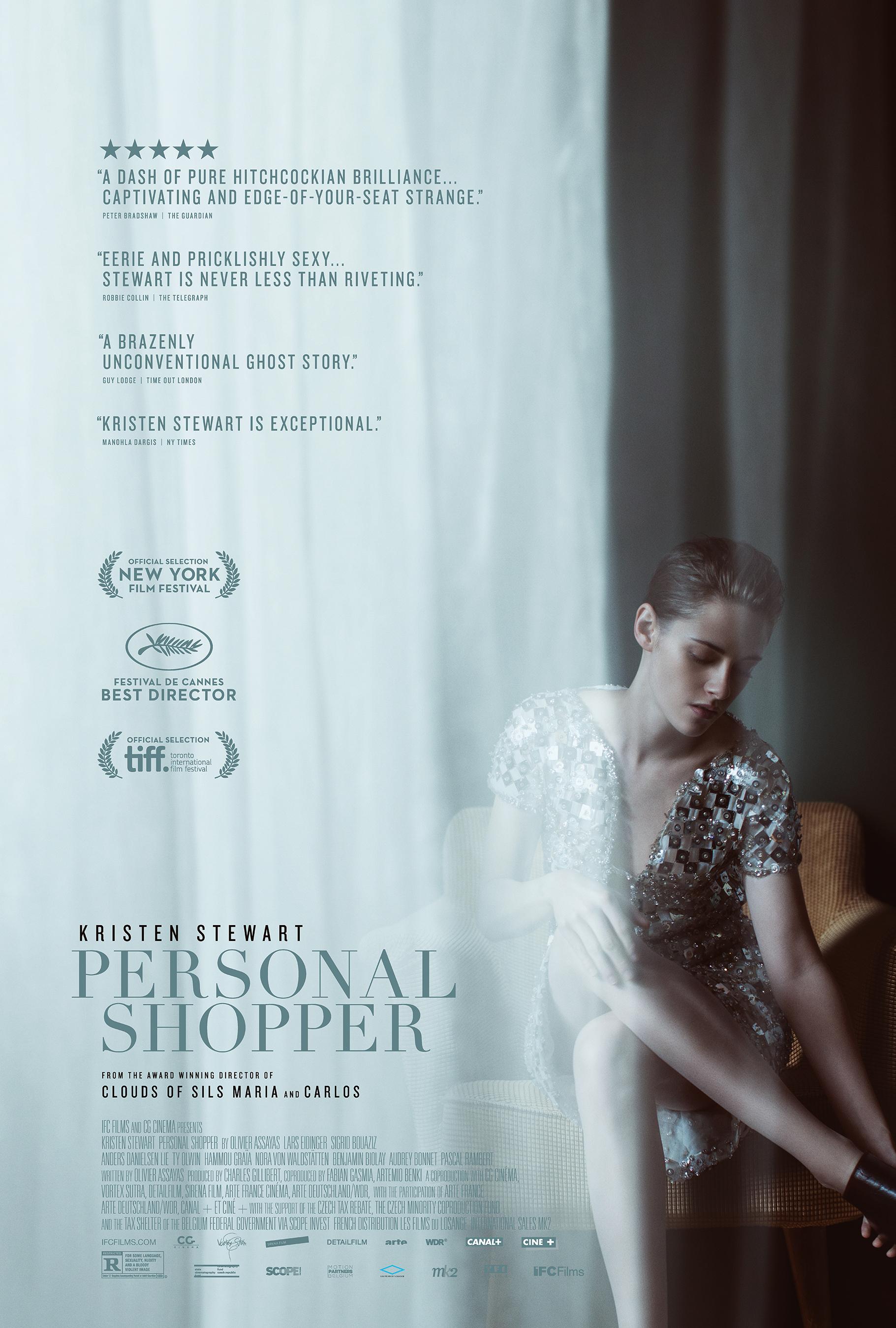 Personal Shopper 2016 IMDb