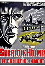 Sherlock Holmes and the Deadly Necklace (1962) Poster - Movie Forum, Cast, Reviews