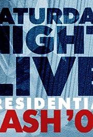 Saturday Night Live Presidential Bash '08 Poster