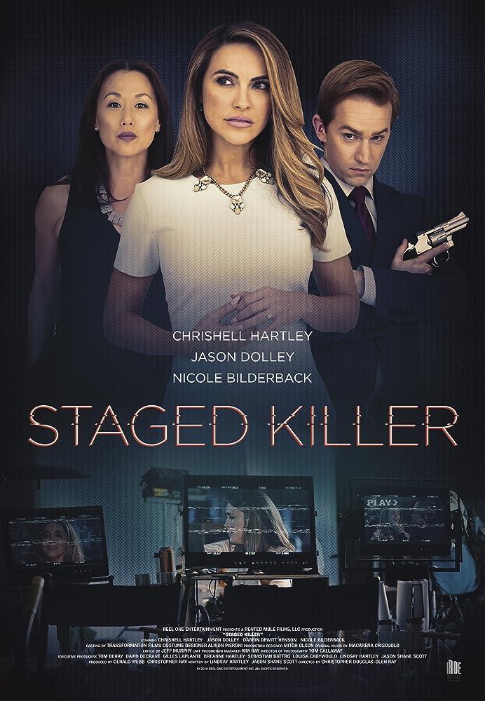 Staged Killer (2019) English 285MB HDRip ESubs Download
