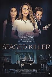 Staged Killer Poster