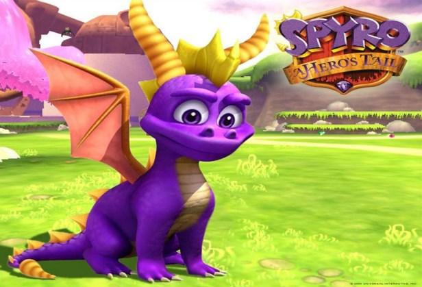 Spyro: A Hero's Tail (2004)