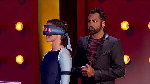 Superhuman: Jessie Takes The Pillar Instinct Challenge