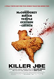 Killer Joe (2011) Poster - Movie Forum, Cast, Reviews