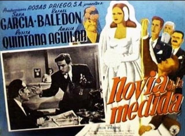 Novia a la medida (1949)