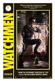 Watchmen Focus Point: Burn Baby Burn Poster