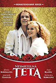 Filip Blazek and Barbora Bobulova in Nesmrtelná teta (1993)