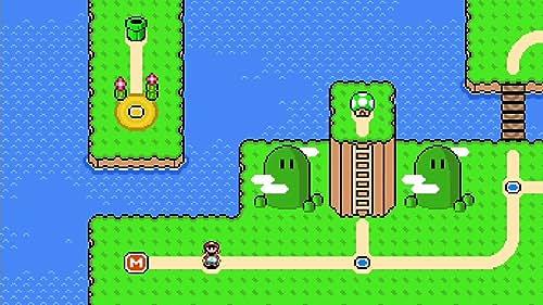 Super Mario Maker 2: World Maker Update
