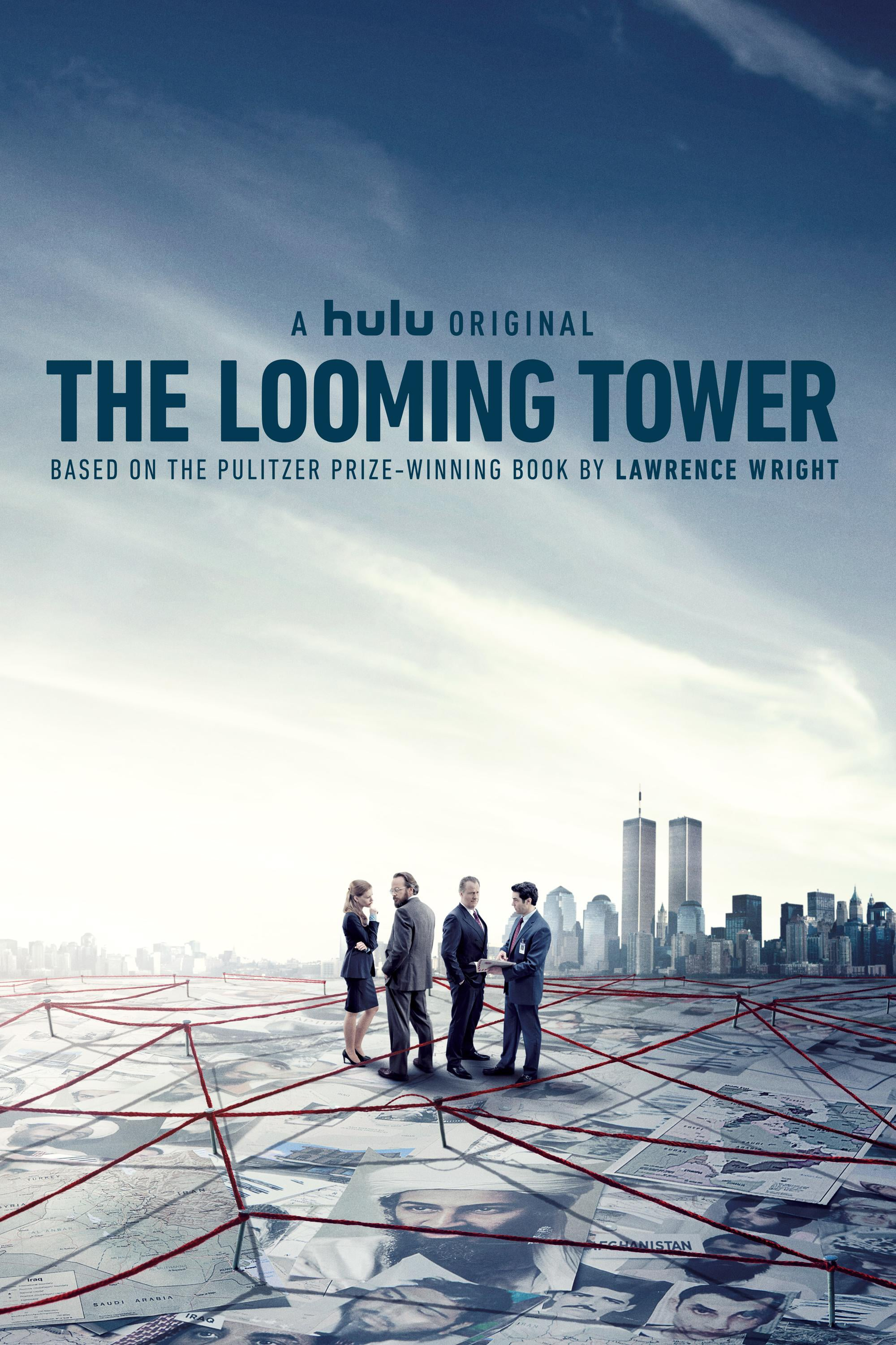 Baisusis bokštas (1 Sezonas) / The Looming Tower Season 1