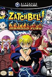 Zatch Bell!: Mamodo Fury Poster
