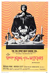 Simon, King of the Witches (1971) Poster - Movie Forum, Cast, Reviews