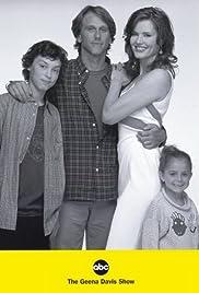 The Geena Davis Show Poster