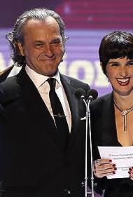 Jose Coronado and Paz Vega in 22 Premios Forqué (2017)