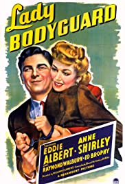 Lady Bodyguard Poster