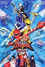 Bakuryuu Sentai Abaranger Deluxe: Abare Summer Is Freezing Cold (2003) Poster