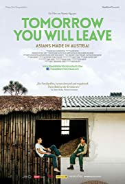 Tomorrow You Will Leave Poster