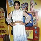 Shriya Saran at an event for The Extraordinary Journey of the Fakir (2018)
