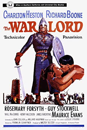 Movie The War Lord (1965)