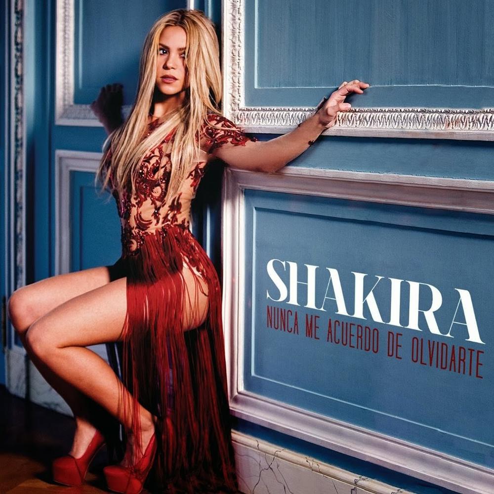 Shakira nunca me acuerdo de olvidarte by p. G. G accueil.