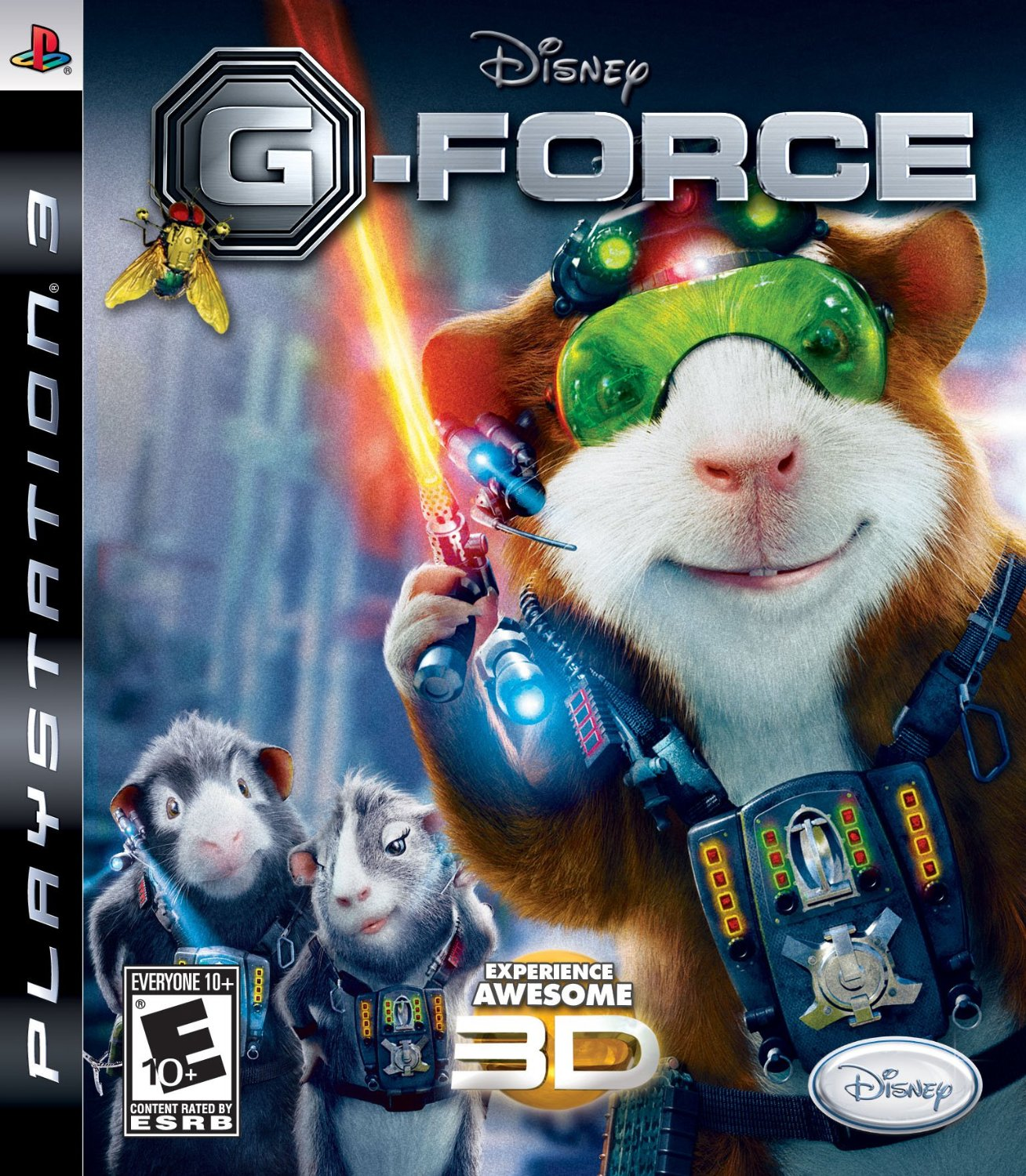 G Force Video Game 2009 Imdb