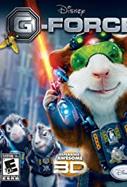 G-Force Poster