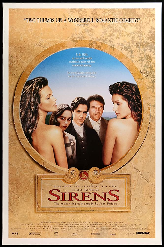 18+ Sirens 1994 English 300MB BluRay Download