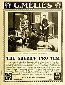 Downloading full movies hd The Sheriff Pro Tem USA [2K]