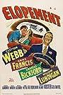 Elopement (1951) Poster