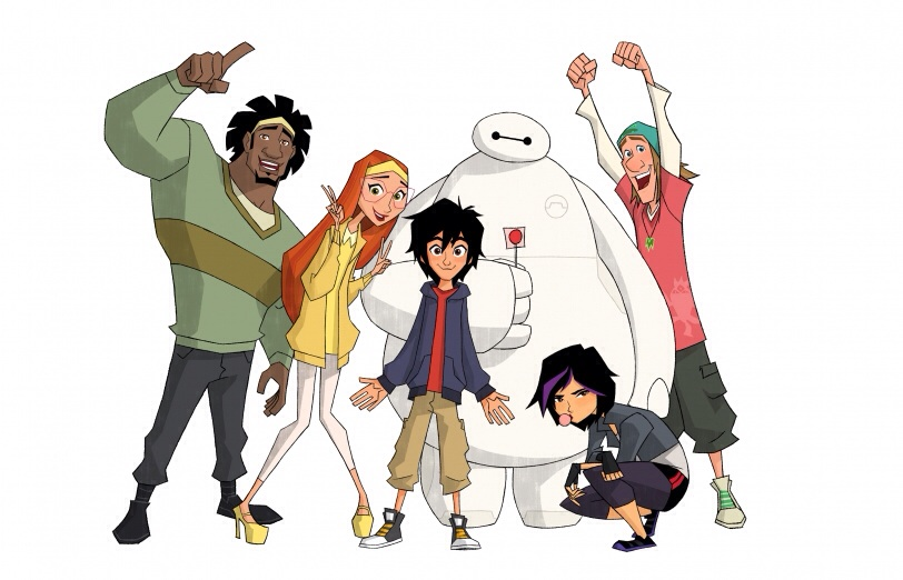 Big Hero 6: The Series (2017) Online Subtitrat in Romana