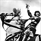 Simone Genevois in La merveilleuse vie de Jeanne d'Arc (1929)