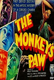 The Monkey's Paw (1948) Poster - Movie Forum, Cast, Reviews