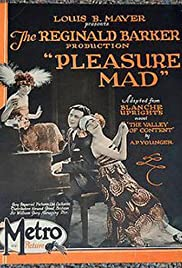 Pleasure Mad Poster