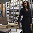 Gabriel Macht and Gina Torres in Suits (2011)